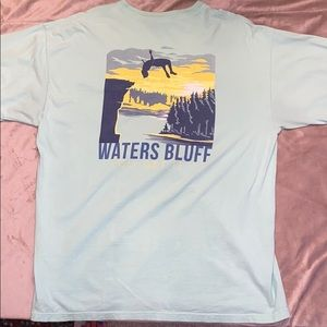 Comfort Colors Waters Bluff Clothing Co.   T-shirt